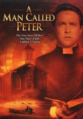 A Man Called Peter (1955), DVD   -