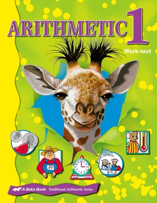 Arithmetic 1 Work Text   -