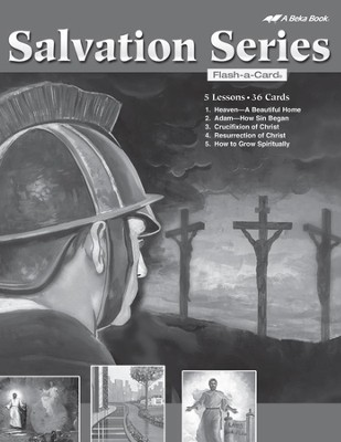 Extra Salvation Series Lesson Guide   -