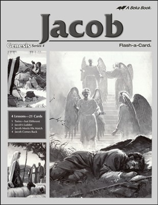 Extra Jacob Bible Story Lesson Guide   -
