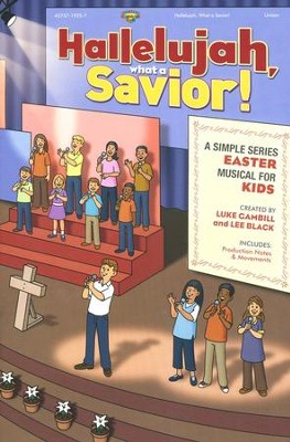 Hallelujah, What A Savior!   -