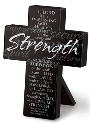 Strength Cross, Small  -