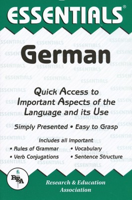 Essentials - German  -