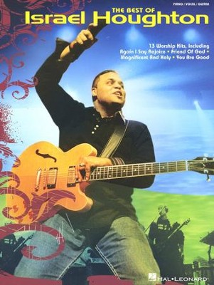 The Best of Israel Houghton Songbook   -     By: Israel Houghton