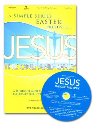 Jesus, the One and Only (CD Preview Pak)   -