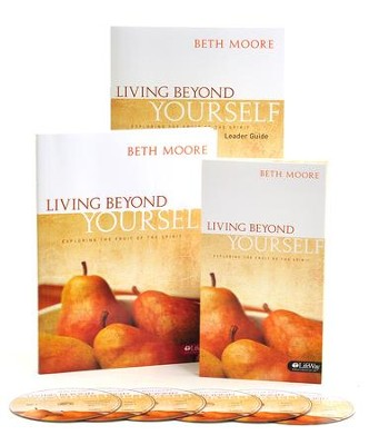 Living Beyond Yourself: Exploring the Fruit of the Spirit, DVD Leader Kit  -     By: Beth Moore
