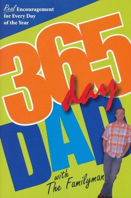 365 Day Dad, with the Familyman   -     By: Todd Wilson