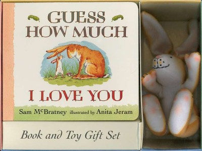 Guess How Much I Love You: Book and Toy Set   -     By: Sam McBratney