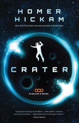 Crater - eBook  -     By: Homer Hickam