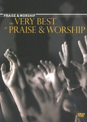 The Very Best of Praise & Worship, DVD   -