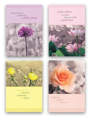 God's Promises--Encouragement Cards, Box of 12   -