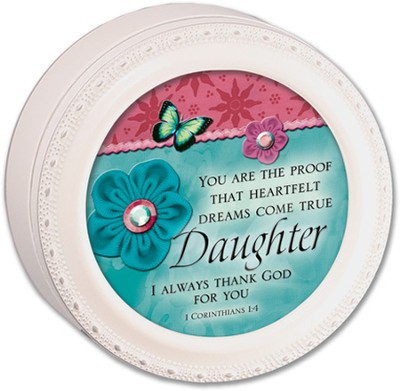 Daughter Tiny Box  -