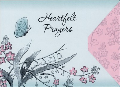 Whimsy Praying for You Cards, Box of 12  -