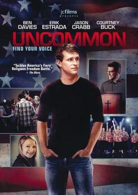 Uncommon, DVD   -
