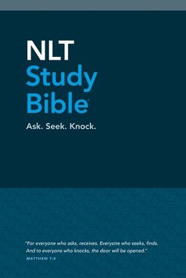 NLT Study Bible - eBook  -