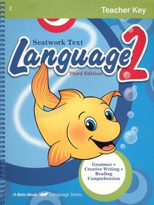 Language 2 Teacher Key, Third Edition   -