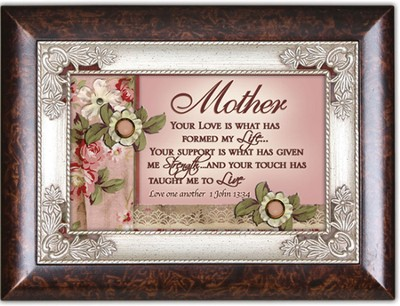 Mother, Your Love Music Box  -