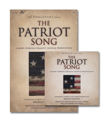 The Patriot Song (CD Preview Pak)   -