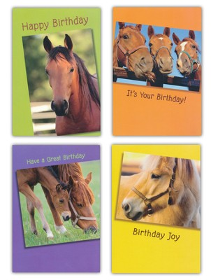 A Year of Grace Birthday Cards, Box of 12   -