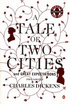 A Tale of Two Cities and Great Expectations  -     By: Charles Dickens