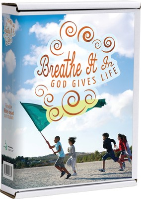 Breathe It In: God Gives Life  -