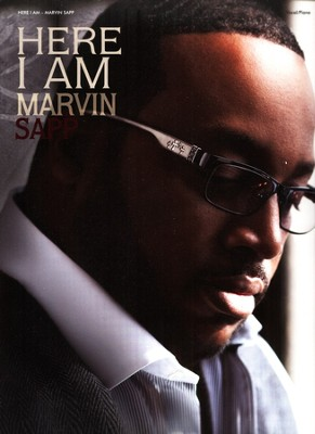Here I Am   -     By: Marvin Sapp