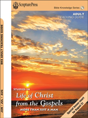 Scripture Press Adult Bible Knowledge Series Teaching Guide, Summer 2014  -