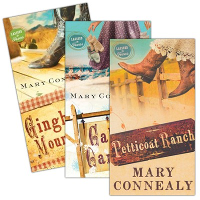 Lassoed in Texas Series, Volumes 1-3  -     By: Mary Connealy
