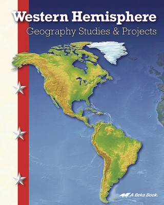 Geography Studies & Projects: Western Hemisphere   -