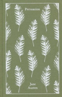 Persuasion, Clothbound Gift Edition  -     By: Jane Austen