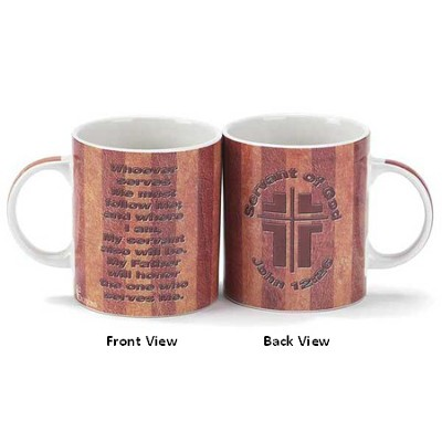 Servant of God Mug  -