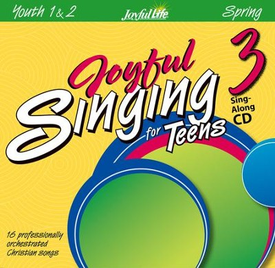 Joyful Singing for Teens #3 CD   -