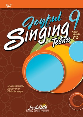 Joyful Singing for Teens #9 Audio CD   -