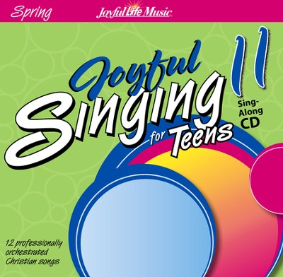 Joyful Singing for Teens #11 Audio CD   -