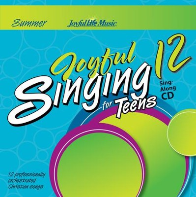 Joyful Singing for Teens #12 Audio CD   -