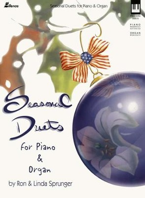 Seasonal Duets for Piano and Organ   -     By: Ron Sprunger, Linda Sprunger
