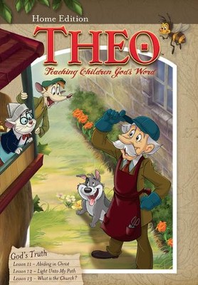 Theo: God's Truth Home Edition, DVD   -