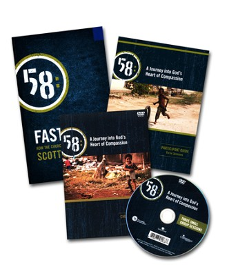 58: A Three-Week Journey into God's Heart of Compassion Kit  -     By: Scott Todd