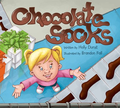 Chocolate Socks  -     By: Holly Durst