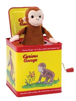 Curious George, Jack In the Box  -