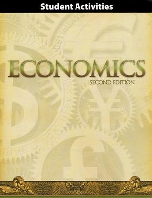 BJU Heritaege Studies: Economics Grade 12 Student Activity Manual  (Second Edition)  -