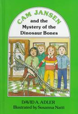 Mystery of the Dinosaur Bones  -     By: David A. Adler     Illustrated By: Susanna Natti
