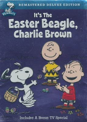 It's the Easter Beagle, Charlie Brown: Deluxe Edition, DVD   -