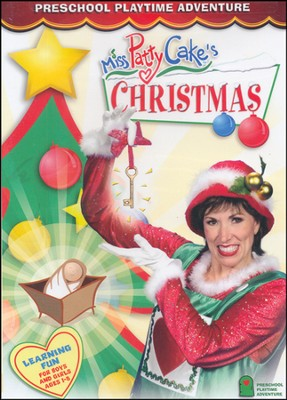 Miss PattyCake: Christmas, DVD   -     By: Miss Patty Cake