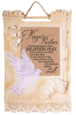 Prayer Partner Wallhanging  -