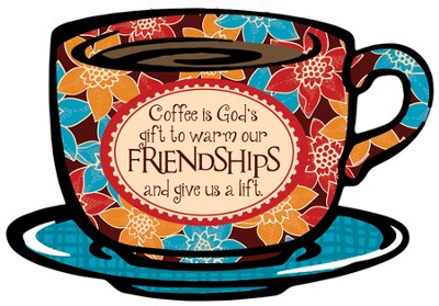 Coffee Is Gods Gift Plaque  -