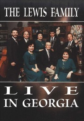 Live in Georgia   -     By: The Lewis Family