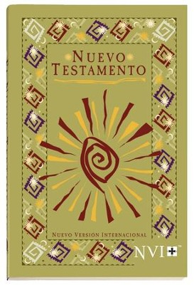 NVI, New Testament, Green Fiesta  -