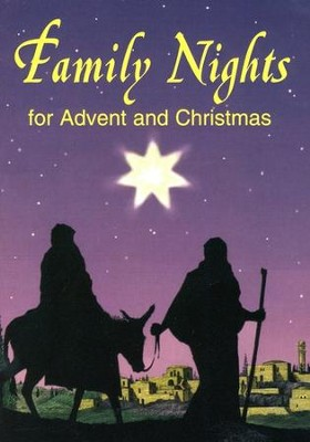 Family Nights for Advent and Christmas   -     By: Terry Reilly, Mimi Reilly