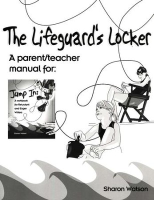 Jump In Teacher's Guide: Lifeguard Locker   -     By: Sharon Watson